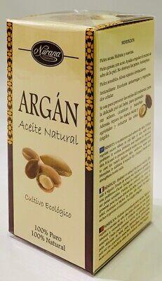 Argán Aceite NaturaL CoN Aceite de ArgaN 100% Puro 20ML EstetiCa ProfesionaL