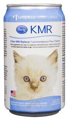 Kmr Kitten Milk Replacer Liquid 8 Oz