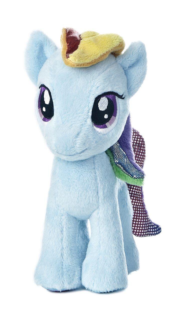 f52e4f4669c My Little Pony Friendship Magic Rainbow Dash Stuffed Animal Plush ...