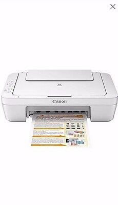 Canon Pixma All-in-One Inkjet Printer (INK Not Included) - MG2520