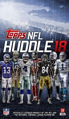 Topps Nfl Trading Card - Topps HUDDLE Card Trader ANY 9 CARDS IN MY ACCOUNT, Your Choice - Digital NFL
