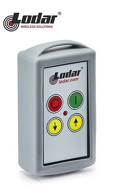 LODAR 92102TX-8 Wireless-Controller 2 Function Remote Transmitter Replacement