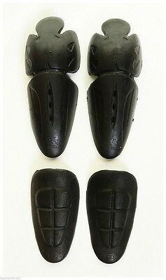 Motorbike / Motorcycle / Motocross CE Approved Armour Knee & Hip Protection Pads