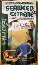 Partially used Hikari Marine S & Hikari Seaweed Extreme fish food Ringwood Maroondah Area Preview