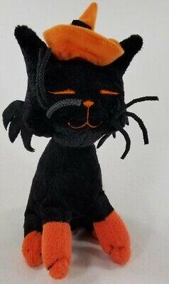 Fraidy Cat Halloween Plush Squeaker Dog Toy Pet Toys Puppy free shipping B62 - Halloween Dog Pet Toys