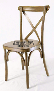 Wooden chair hire Perth Perth Perth City Area Preview