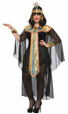 Womens Plus Size Egyptian Queen Costume Cleopatra Queen of the Nile (Plus Size Egyptian Costume)