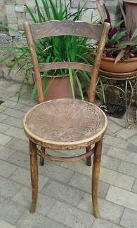 Antique bentwood chair Shenton Park Nedlands Area Preview
