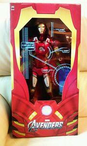 NECA-Marvel-IRON-MAN-Avengers-hot-Movie-Mark-VII-7-1-4-18-toy-figure-limited
