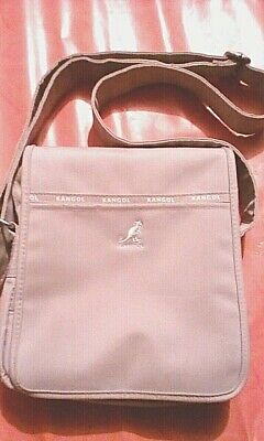 Kangol Flap over Body Bag Excellent Condition