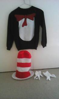 book week costume cat in the hat Rockingham Rockingham Area Preview