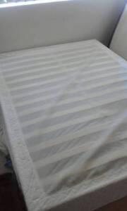 Wooden bed Base - queen Ashfield Ashfield Area Preview