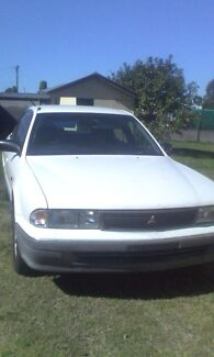 Mitsubishi Magna 1994. Immaculate. Grandma's car for sale. Leichhardt Ipswich City Preview
