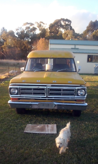 1973 Ford F100 EX Ambulance