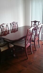 16 pce dining room set