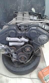 Nissan VG30DET v6 Motor