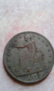 Coin *Queen Eliza .. Silve r Regina Regina Area image 5