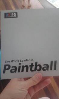 Paintball Tickets x 10 - Valid until Nov 2016 Leichhardt Ipswich City Preview