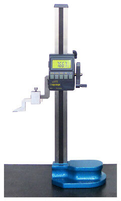 Igaging 12 Digital Height Gauge Electronic With Absolute Origin 35-700-h12
