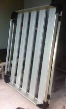 Rhino Rack ALLOY TRAY+BARS+LADDER HOLDER/LOCK Church Point Pittwater Area Preview