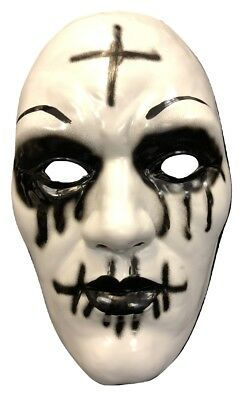 UK THE PURGE ANARCHY CROSS NEW FANCY DRESS UP MASK COSTUME CHILD ADULT HALLOWEEN](The Purge Halloween Mask Uk)
