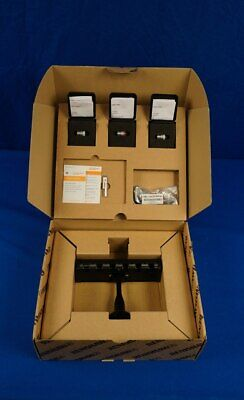 Renishaw Mcr20 Cmm Probe Module Change Rack - 3 Kit 5 New With 1 Year Warranty