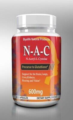 NAC  : precursor de glutation, el mas abundante antioxidante