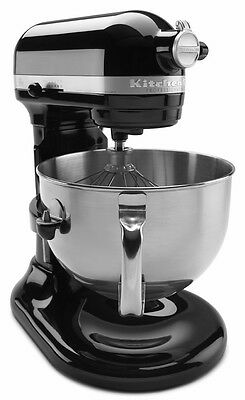 KitchenAid RKP26M1Xob PRO 600 STAND MIXER 6-qt black