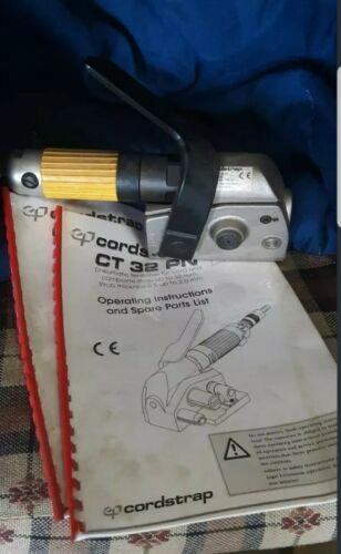 Cordstrap CT 32 PN Pneumatic tensioner for cord and composite strap