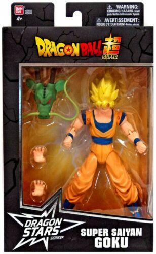Rare Dragon Ball Super Dragon Stars Super Saiyan Goku Action Figure Series 1