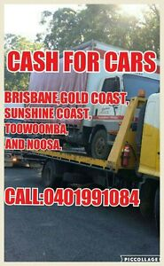 Cash 4 damage/unwanted cars vans Utes trucks Caboolture Caboolture Area Preview