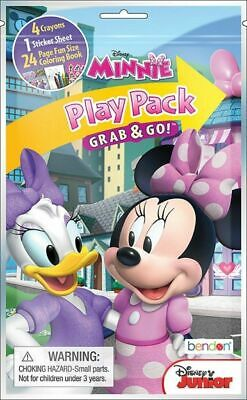 Minnie Mouse Daisy Duck Grab and Go Play Pack Party Favors