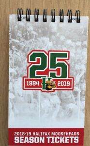 Mooseheads Hockey tickets for 17 Games