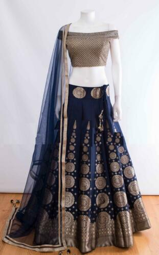 New  Indian ethinic Latest Bollywood Wear Wedding Party Designer Lehenga Choli