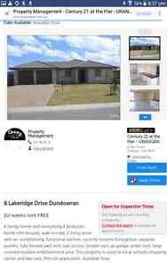 FIRST  WEEKS RENT FREE !  8 Lakeridge Drive  Dundowran Dundowran Fraser Coast Preview