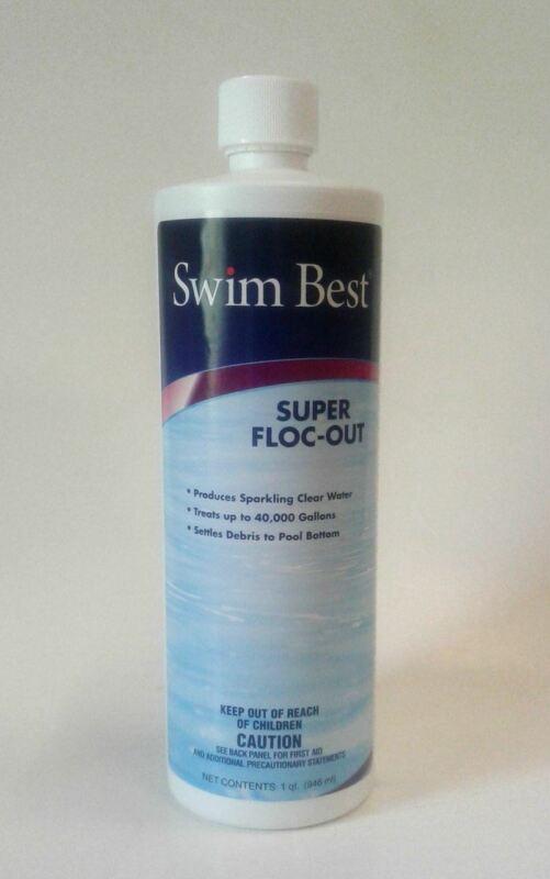 Swim Best Super Floc-Out - 1 qt