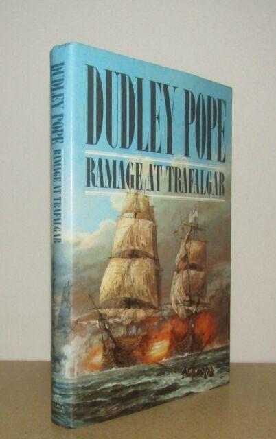 Dudley Pope - Ramage at Trafalgar - 1st/1st