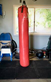 6FT BOXING/KICKBOXING BANANA BAG (FILLED)