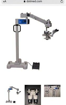 Zeiss Opmi Mdu S5 Surgical  Microscope Ophthalmology Cataract Warranty