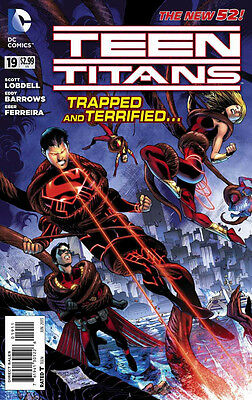 TEEN TITANS #19 NM THE NEW 52!
