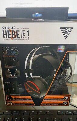 Gamdias HEBE E1 RGB Stereo Lighting Gaming Headset
