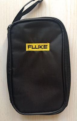 Usa Ship Fluke Soft Carrying Casebag For 15b 17b 18b 302 303 101 106 107