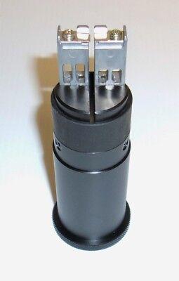 Nikon Stereo Microscope Lamp Socket 6 Volt 20 Watt