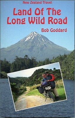 New Zealand Motorcycle Motorbike Adventure Travel. NEW BOOK. A perfect gift?