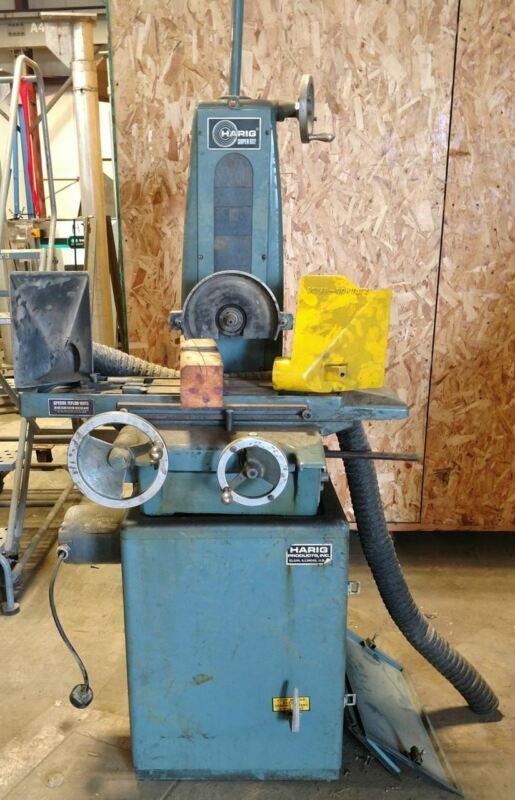 HARIG 612 SURFACE GRINDER - 2 available
