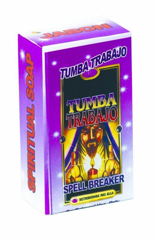 Jabon Tumba Trabajo - Spiritual And Esoteric Bar Soap Spell Breaker