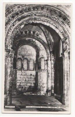 King Cormacs Chapel Rock Of Cashel Tipperary Ireland Vintage RP Postcard 782b