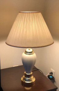 Beautiful table lamps (a pair)