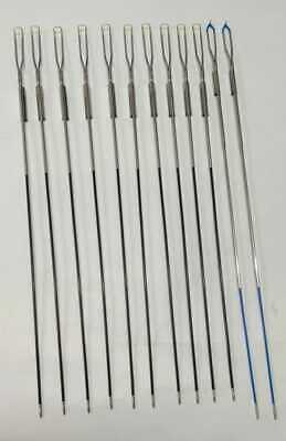 4a Storz Type Cutting Loop Single Stem Pack Of 10 2 Bipolar Wolf Collins Knife.