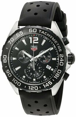 Formula 1 Quartz Watch - Tag Heuer Formula 1 One Quartz Chronograph Black Men's Watch CAZ1010.FT8024